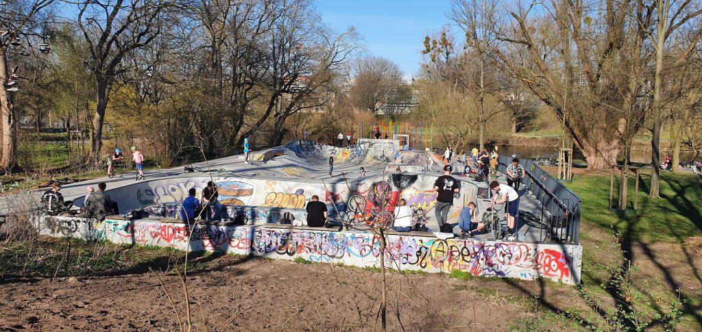 Skate Park Linden-Süd - Hannover
