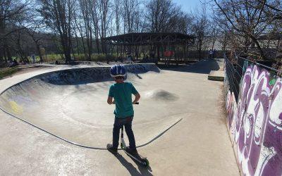 Skateanlage Tiefenriede
