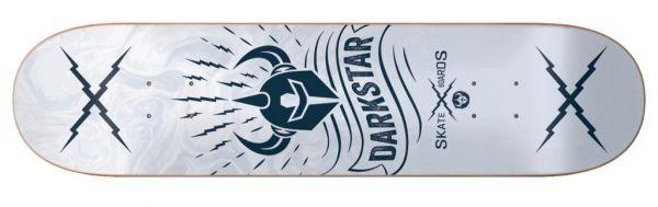 Darkstar Team Axis Pastel Blue Skateboard Deck 8.375