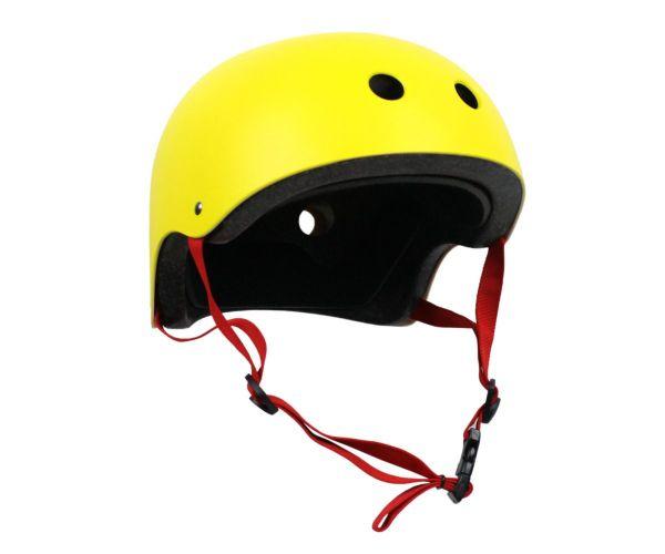 Krown Helmet Yellow