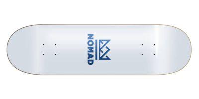 NOMAD Crown Logo Deck - 8.25