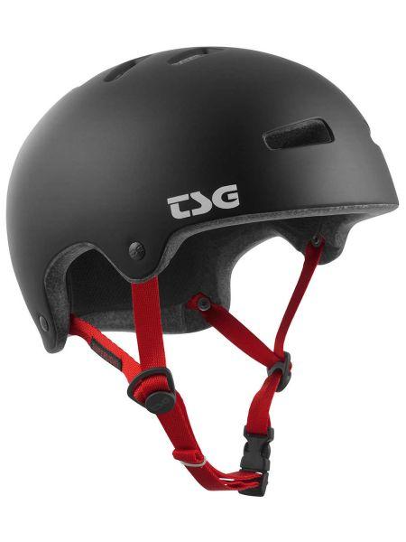 TSG Helm Superlight Solid Color II satin-black
