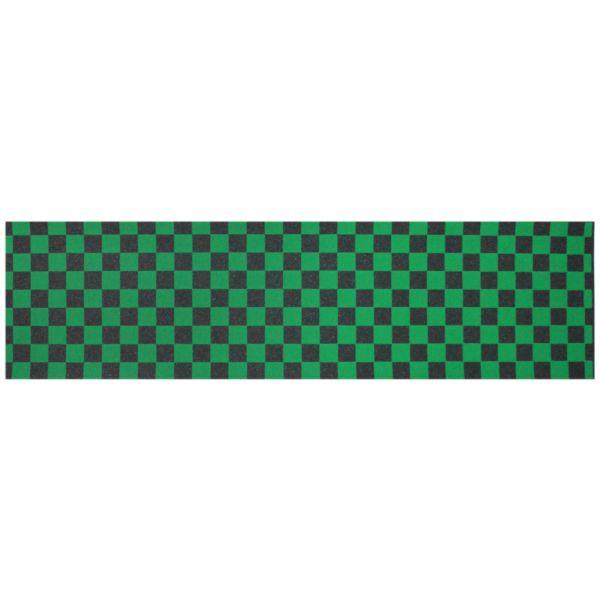 Black Diamond Checkered Green Griptape