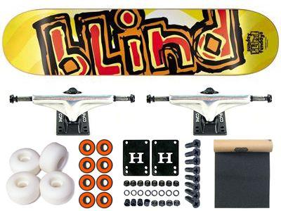 Blind R7 Team Sunday Fundays Komplett Skateboard 8.00