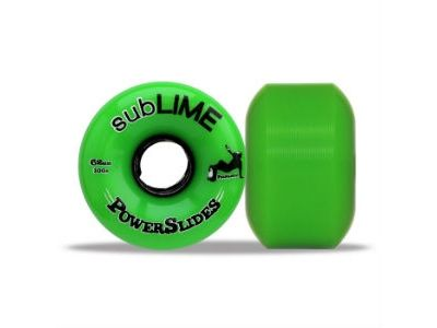 Sublime Skateboard Rollen Powerslides 64mm