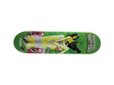 SALE Skate Mental Forbes No Limit Skateboard Deck 7.87