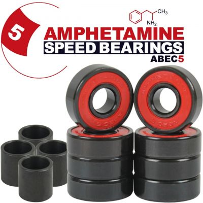 Amphetamine Bearings ABEC 5