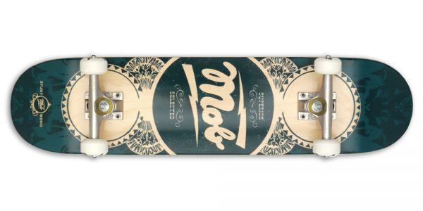 MOB Skateboards Komplettboard Gold Label - 7.5
