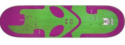 Alien Workshop EXP Skateboard Deck 8.25