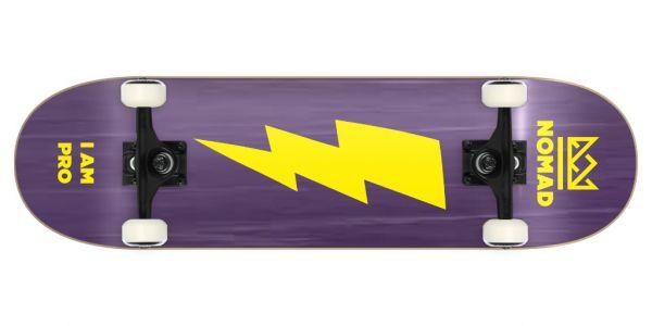 Nomad Thunder Purple Komplettboard - 8.125