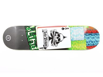 Blind Brown Ace EL2 Skateboard Deck 7.75