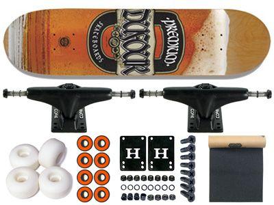 Premium Lager Max Dufour Komplett Skateboard 7.625
