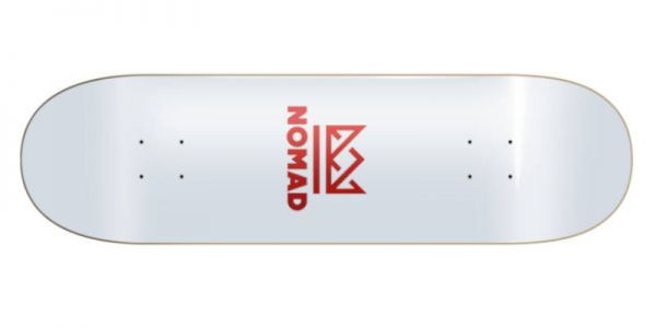 NOMAD Crown Logo Deck - 8.5