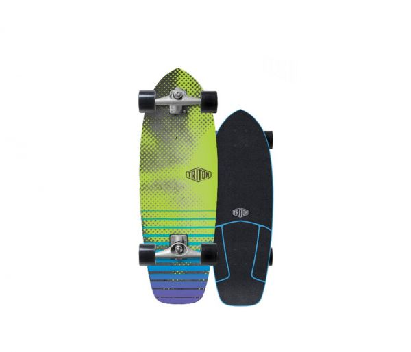 Carver Skateboards Triton Xenon Surfskate 29