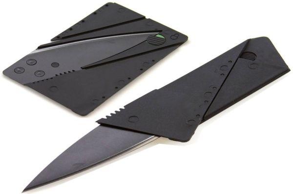 Griptape Messer / Cutter im Kreditkartenformat
