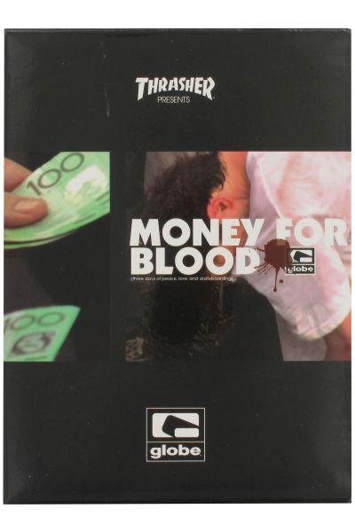 Globe DVD Money for Blood
