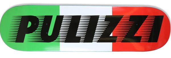 Pizza Skateboards Speedy Series Pulizzi Skateboard Deck 8.5