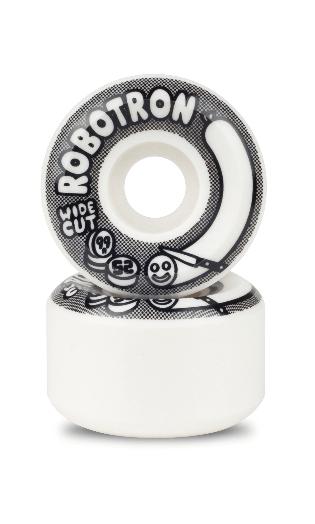Robotron Skateboard Rollen Wide Cut 52mm
