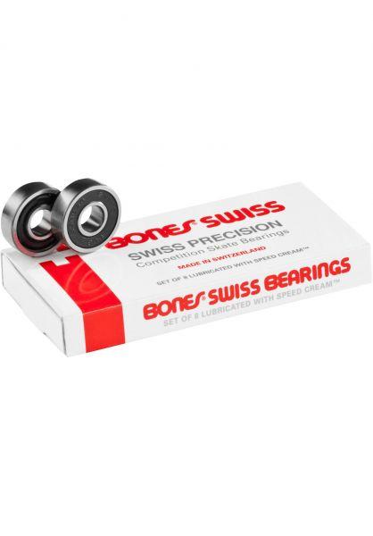 Bones Swiss 7 Balls Skateboard Kugellager