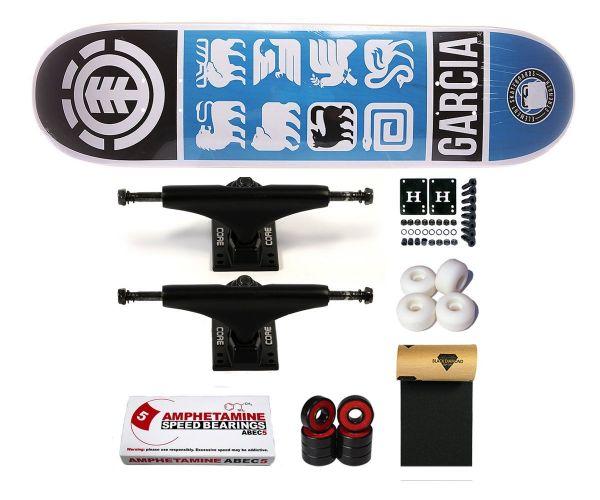 Element Garcia Ascend Komplett Skateboard 8.00