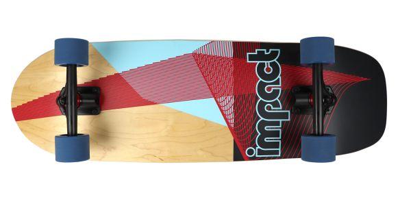 Impact komplett- Cruiser Synthesis 10x33