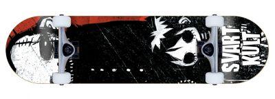 Svart Kult komplett Skateboard Diujicho