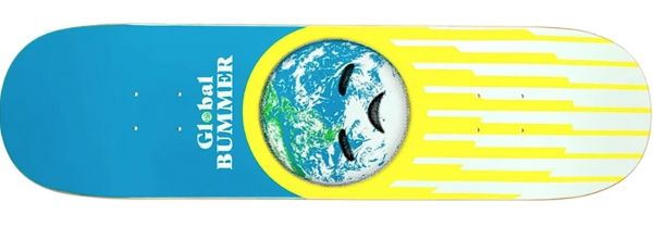 Habitat Global Bummer Skateboard Deck 8.5
