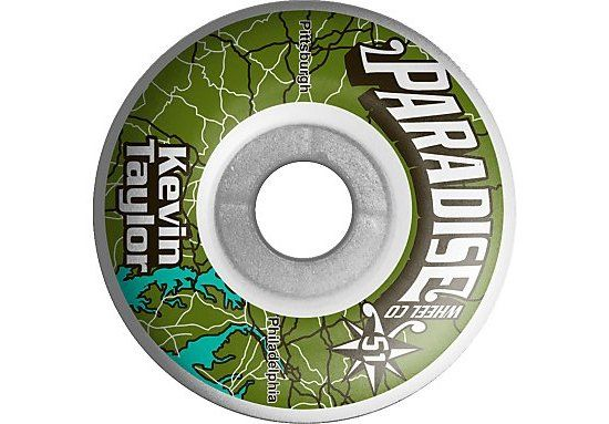Paradise Skateboard Rolle Taylor-City-Series 51mm