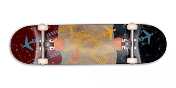 MOB Skateboards Airlines Komplettboard - 8.125