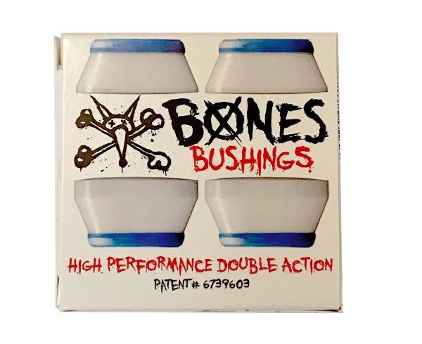 Bones Hardcore Bushings White 81A Soft - SET