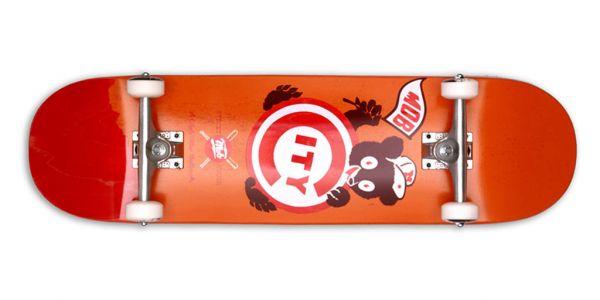 MOB Skateboards Ballpark Complete 8.5