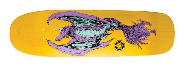 Welcome Goblin Golem Skateboard Deck 9.25