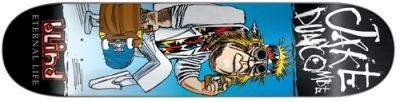 Blind Duncombe Fear and Loathing Skateboard Deck 7.60 Eternal