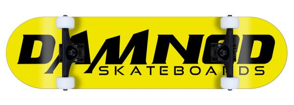 Damned Komplett Skateboard 1st Edition