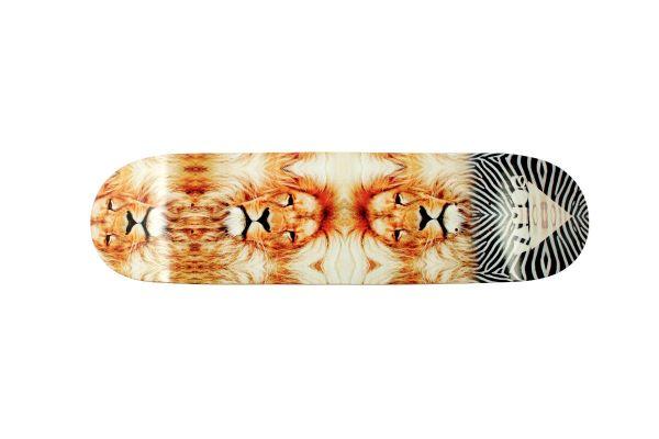 Vamos Lion Skateboard Deck 8.00