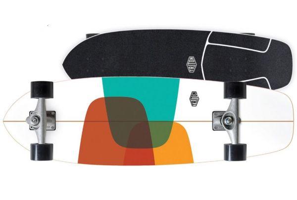 """Carver X Triton Surfskate Prismal 32"""""""