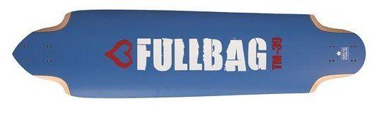 Fullbag TM 39 Longboard-Deck 39.0 x 10.0