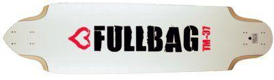 Fullbag TM 37 Longboard-Deck 37.0 x 10.0
