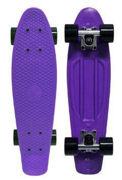 Paradise Plastic Cruiser Purple / Black