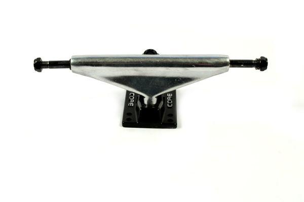 Core Trucks Skateboard Achse silber/schwarz 6.0