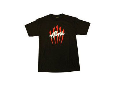 Alva Apparel Scratch T-Shirt Black L