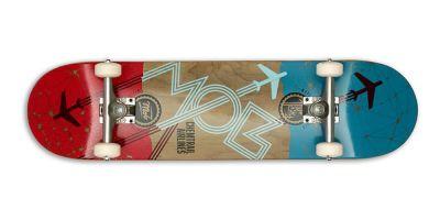 MOB Skateboards Airlines Komplettboard - 8.0