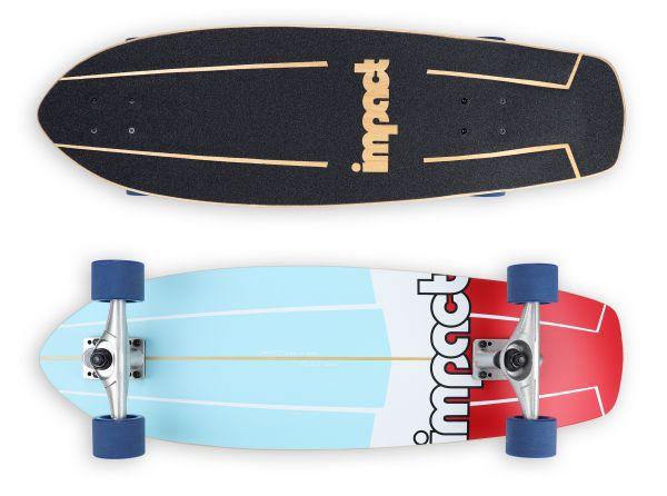 "Impact Surfskate ""Stringer"" Smooth Carve"