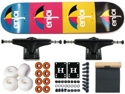 Enjoi CMYK R7 Komplett Skateboard 7.6