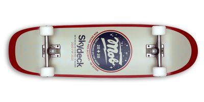 MOB Skateboards Rover Cruiser Komplettboard - 9.25