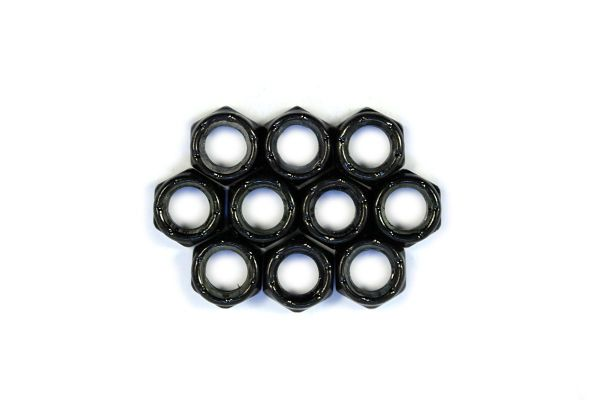 10 Axle Nuts (13mm)