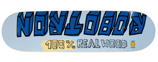 Robotron 100% Skateboard Deck 8.5