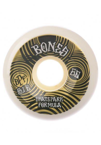 Bones Wheels Skateboard Rollen SPF Ripples 81B P5 58mm