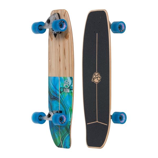 FLOW Surf Skates Wedge Surfskate 32