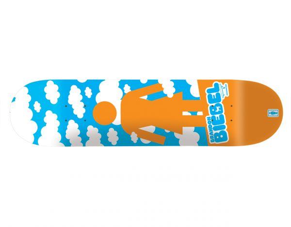 Girl Biebel Crail Clouds Skateboard Deck 7.875
